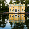 The grounds of Tsarskoye Selo