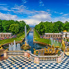 The Fountains of Peterhof Palace & Park