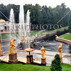 Peterhof Palace in St Petersburg, Russia.