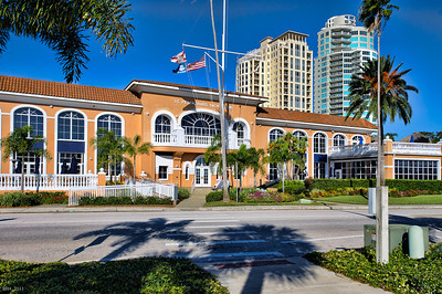 St. Pete Yacht Club  Oct 2011
