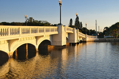 Snell Bridge St. Pete Fl.