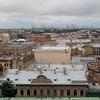 Rooftops of St. Petersburg