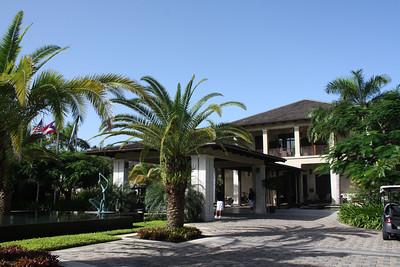 Plantation House. St. Regis, Bahia Beach