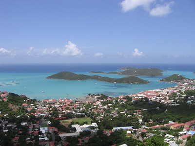 St. Thomas and St. John USVI: August 2007