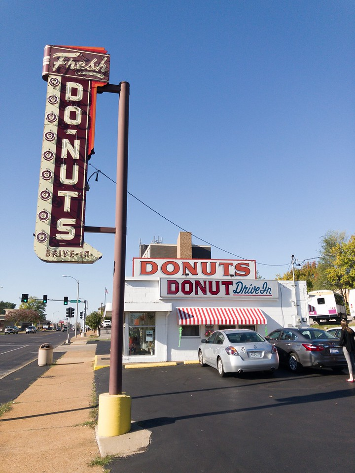 Do-Nut Tell Me...Another Drive-In?