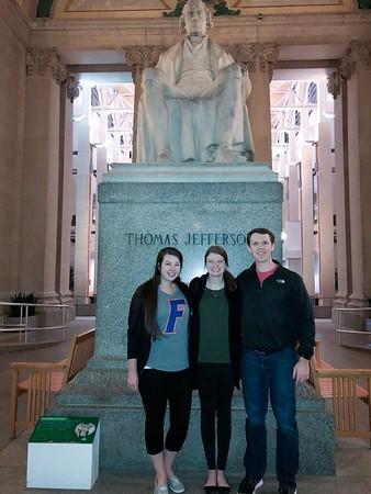 The Original Jefferson Memorial