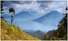 Lake Atitlan, Guatemala.