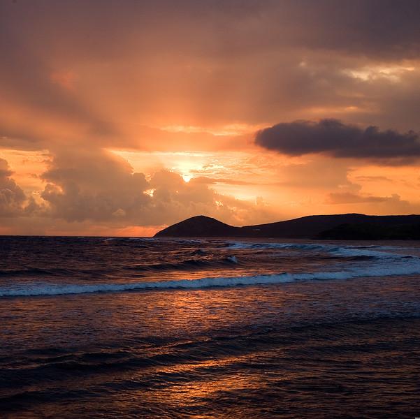 Grassy Point Sunset