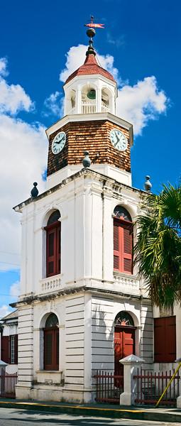 Steeple Building 6x18
