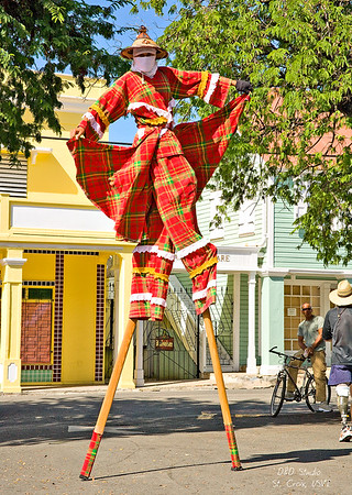 St. Croix Christmas Festival, Christiansted 2008
