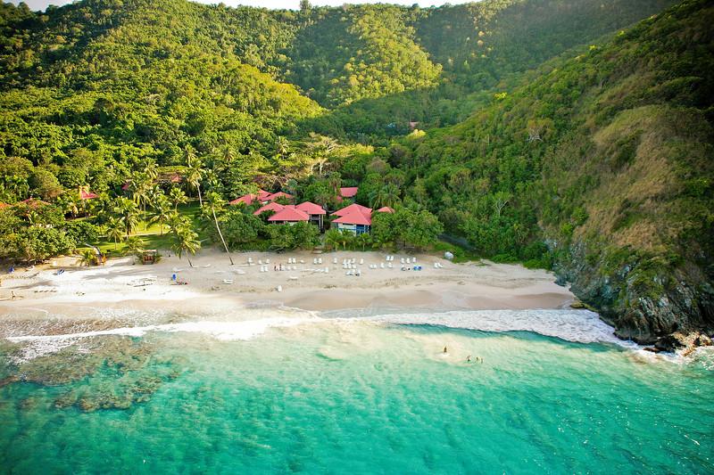 Carambola Resort photos by Ted Davis