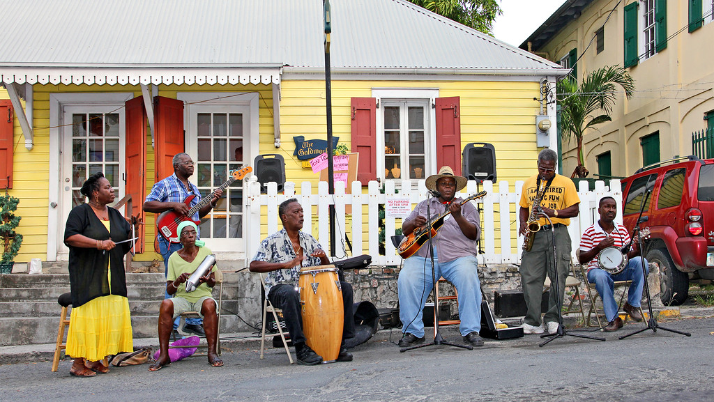 photo by Ted Davis, Company Street celebrates Christiansted 275th Anniversary