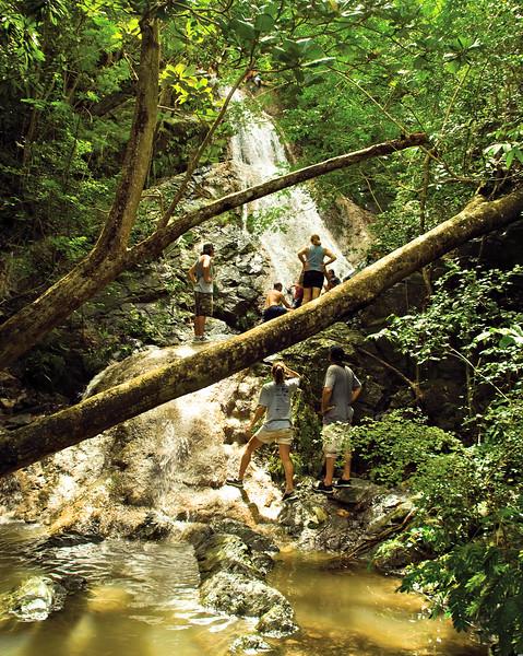 Climbing Caledonia Falls_100601_51_Ted Davis_310_430_2639 copy
