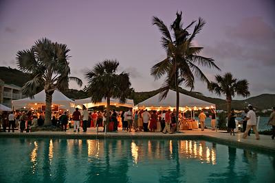 Taste of St. Croix 2009, at the Divi Carina Bay Resort & Casino, St. Croix, U.S. Virgin Islands. April 16, 2009