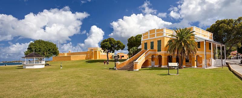 Fort Christiansvaern_National_Park_St_Croix_USVI_photo_Ted_Davis