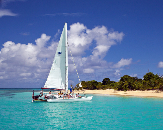 Sail to Buck Island, St. Croix