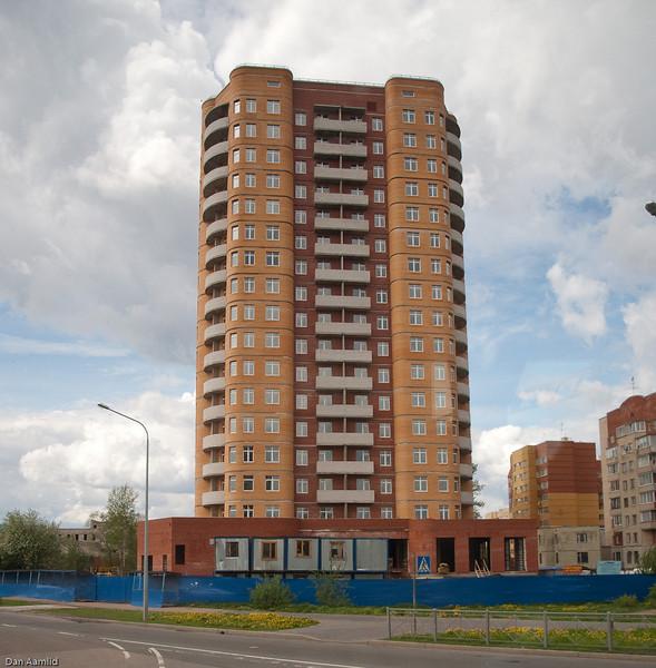 Sestroresk,  north-west of  St.Petersburg