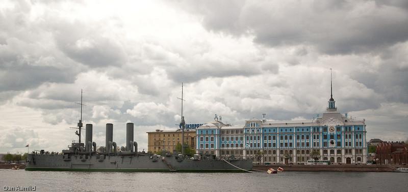 The Aurora, St.Petersburg