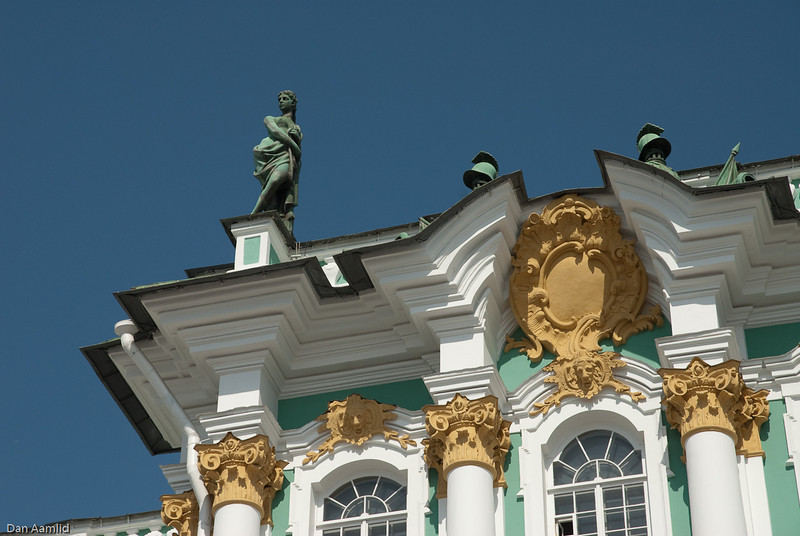 From the State Hermitage Museum in Saint Petersburg