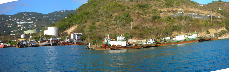 St Thomas Rust Pano