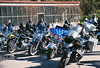 My bike is the big GS parked next to the Stars & Stripes bike. I had a great breakfast, got to meet some nice people and then high tailed it to meet back up with Hank as hurried back to be home for New Year's Eve in the Chicago suburbs. This ride pushed me to over 32,000 miles for the year. A personal best!