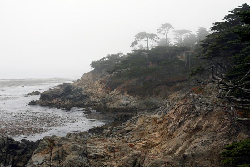 Coastline near Carmel