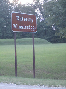 State Sign Mississippi