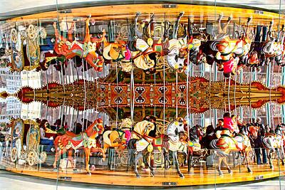 Mirror Carousel