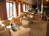 The ships main bar is called the Ocean Bar with a capacity of 120 and has several different sitting areas