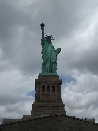 Statue of Liberty - 4 July '13