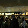 Inside the McDonald's. No, I didn't buy a burger. $25 for an average meal here!