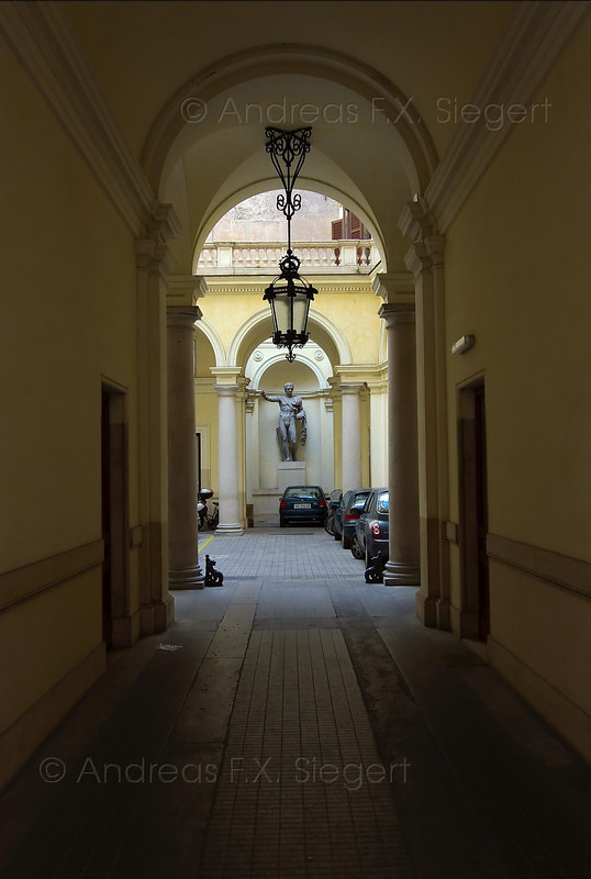 Hallways and Gates