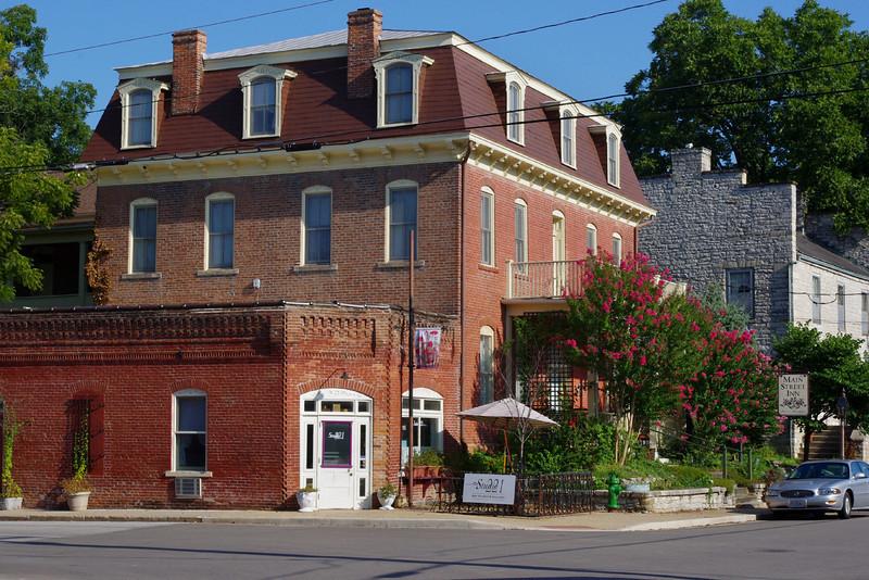 The Main Street Inn Bed and Breakfast, Saint Genevieve, Missouri.