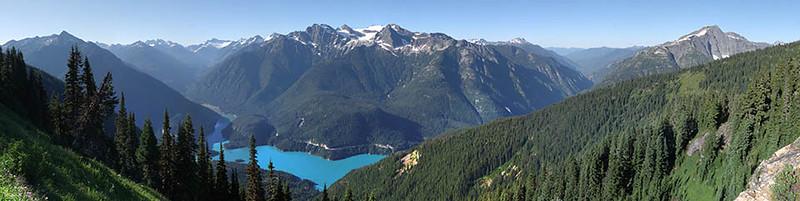 Sourdough Mountain Overlook