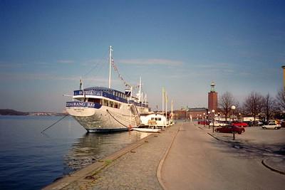 Hotelboot Malardrottningen