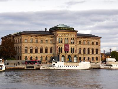 National Museum. Stockholm 2014