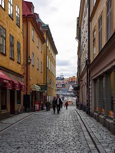 Gamla stan. Stockholm 2014
