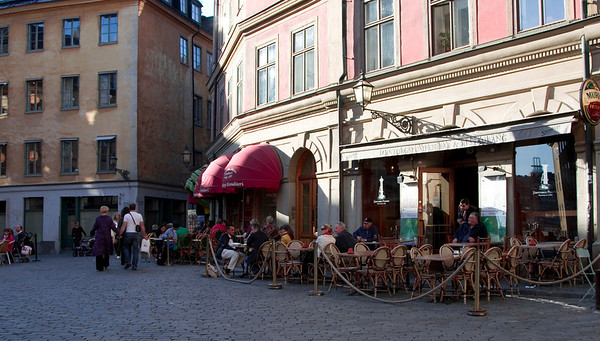 Stockholm Oct 2008