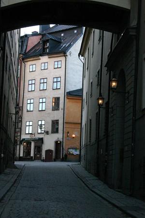 Stockholm, Sweden 2005
