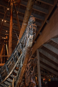 Vasa Museum (Vasamuseet), Galärvarvsvägen, Stockholm, Sweden is a museum with a well-preserved, 17th-century warship, Vasa, that sank on her maiden voyage in 1628.