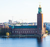 Stockholm City Hall - Location of Nobel Prize Banquets