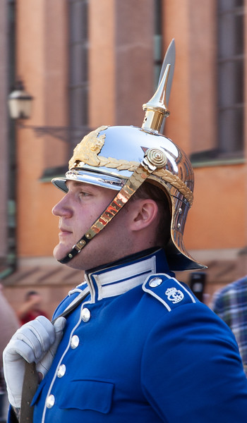 Sweden Royal Palace Guard