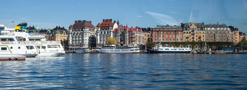 Stockholm on the Water