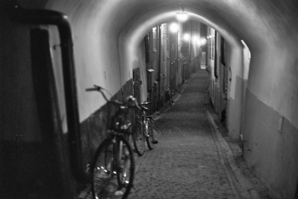 Stockholm in Black & White