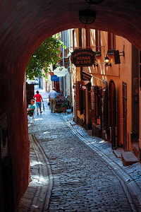 Gamla Stan (Old City) - Stockholm