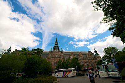 Nordic Culture Museum - Stockholm Sweden