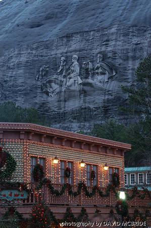 Stone Mountain - December 2008