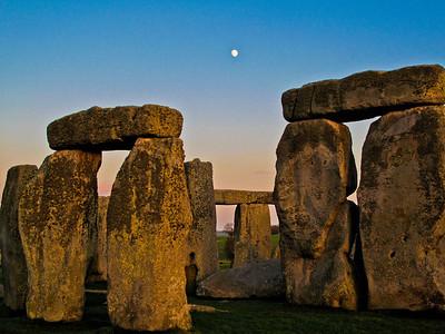 Stonehenge December 2011
