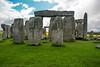 Stonehenge and Lacock village : Stonehenge, Woodhenge and Lacock village in Wiltshire, England