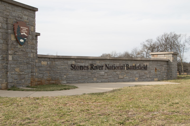 """We spent a couple of hours at this historic site for Jim to put this National Battlefield """"on the air"""" as a special event station."""